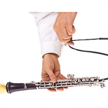 How do you clean an oboe?