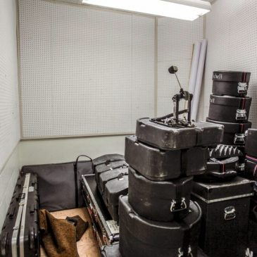 What's the best way to store my instrument?