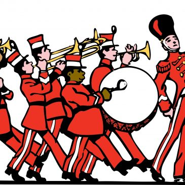 It's Marching Band Season!